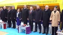 ADALET BAKANI - Gaziantep'te 'İleri Biyolojik Atık Su Arıtma Tesisi'nin Temeli Atıldı