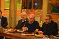 GENÇ GİRİŞİMCİLER - Gediz'de Milletvekili Tan Ve Başkan Saraoğlu İşverenlerle Bir Araya Geldi