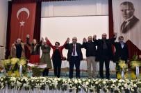 BOSTANCı - Gümüşhane'nin Tek Kadın Oda Başkanı Yeniden Seçildi