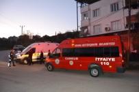 ÇANAKLı - Halatı Kopan Asansörden Düşen Çift Ağır Yaralandı