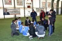 FUTBOL TURNUVASI - Mahalle Ligi Şampiyonları Belli Oldu