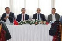 MUSTAFA HAKAN GÜVENÇER - Manisa'da Türk Dilinin Önemi Konuşuldu