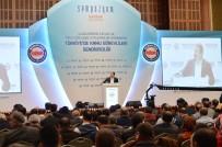 SİVİL İTAATSİZLİK - Memur-Sen Genel Başkanı Yalçın Açıklaması 'Dünya 5'Ten Büyük, Emek Sermayeden Değerlidir'