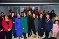 ÜLKÜ OCAKLARı - MHP Kumluca Kadın Kollarında Görev Değişikliği