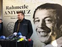 NURİ ALÇO - Milli Eğitim Bakanı İsmet Yılmaz'dan Münir Özkul'un Ailesine Taziye Ziyareti