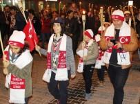 Osmaniye'de Kurtuluş Coşkusu Sürüyor
