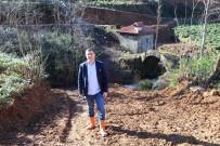 GÖLLER - Pileki Mağarası'na Giden 4 Km'lik Yol Turizmin Hizmetine Açılıyor