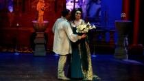 DEVRIMCI - SAMDOB 'Tosca' Operasını Sahneledi