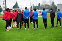 GÜRBULAK - Samsunspor 15 As Futbolcusuyla Çalışabildi