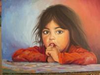 RESSAM - Şanlıurfalı Ressamdan 'Yüzler Ve Hayatlar' Sergisi