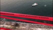 RUMELİFENERİ - Sarıyer'de Denize Düşen Otomobilin Sürücüsü Öldü