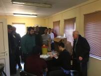 İŞ GÜVENLİĞİ UZMANI - Söke Belediye Personeli Sağlık Taramasından Geçirildi