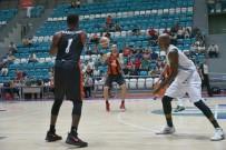 MILLER - Tahincioğlu Basketbol Ligi Açıklaması Demir İnşaat Büyükçekmece Açıklaması 78 - Muratbey Uşak Açıklaması 84