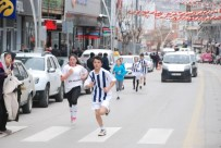 Tokat'ta Mehmet Akif İnan Anısına Koşusu  Yapıldı