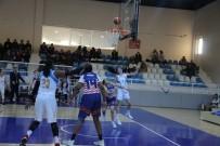 HOUSTON - Türkiye Kadınlar Basketbol Ligi Açıklaması Elazığ İl Özel İdare Açıklaması 88 - Mersin Üniversitesi Açıklaması 74