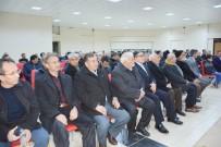 MUSTAFA KAHRAMAN - UŞİMDER 2. İstişare Toplantısını Yapıldı