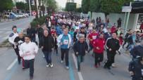 HÜSEYIN SÖZLÜ - 5 Ocak Adana Kurtuluş Yarı Maratonu'nu Kenyalı Atletler Kazandı