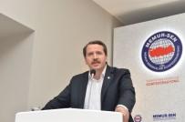 TOPLU SÖZLEŞME - 81 Memur-Sen İl Temsilcisi Ankara'da Bir Araya Geldi
