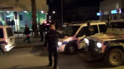 Adana'da bisikletle banka soygunu girişimi