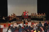 AKŞEHİR BELEDİYESİ - Akşehir Belediyesi Sıra Yarenlerinden Gösteri