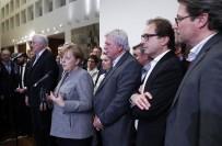 SOSYAL DEMOKRAT PARTİ - Almanya'da 104 Gündür Hükümet Kurulamadı