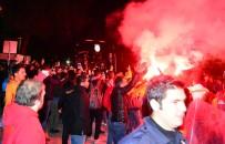 TARIK ÇAMDAL - Antalya'da Galatasaray İzdihamı