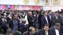 ABDULLAH ERIN - Bakan Fakıbaba Barış Yemeğine Katıldı
