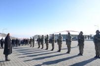 ENVER ÜNLÜ - Bakan Soylu, Türkiye-İran Sınırında İncelemelerde Bulundu