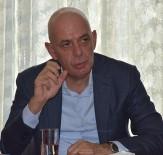 Başkan Aksoy, Gazetecilerle Bir Araya Geldi