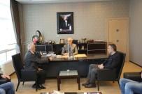 BOĞAZ KÖPRÜSÜ - Başkan Kösemusul, SAMİKOP Yönetim Kurulu Başkanını Ağırladı