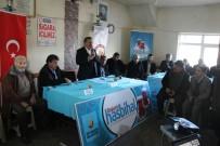 Başkan Tutal, Mahallelerde Vatandaşlarla Buluştu