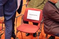 ÇETIN OSMAN BUDAK - Baykal'ın Sandalyesi Boş Bırakıldı