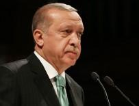 BOĞAZIÇI ÜNIVERSITESI - Cumhurbaşkanı Erdoğan, Boğaziçi Üniversitesi'nden konuştu