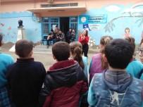Burhaniye'de Kardeş Okul Projeleri Meyvelerini Veriyor