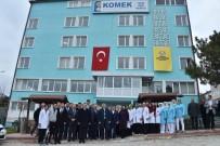 BÜYÜKŞEHİR YASASI - Büyükşehir'den Yunak'ta Yatırım Hamlesi