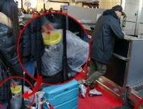 CENK TOSUN - Cenk Tosun'un eşyalarında dikkat çeken ayrıntı