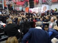 KERBELA - CHP İzmir İl Kongresi'nde Kavga