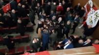 NECATI YıLMAZ - CHP Kırşehir Kongresinde Gerginlik