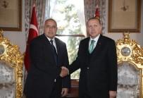 BOĞAZIÇI ÜNIVERSITESI - Erdoğan Borisov'u Kabul Etti