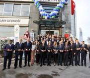 ABDULLAH NEJAT KOÇER - GAGİAD'ın Yeni Dernek Merkezi Törenle Hizmete Açıldı