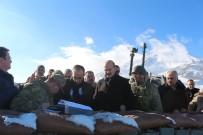 AĞRı DAĞı - İçişleri Bakanı Soylu, Ağrı Dağı'nda