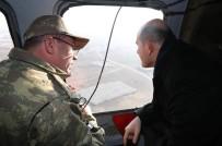 JANDARMA GENEL KOMUTANI - İçişleri Bakanı Soylu Türkiye-İran Sınırında