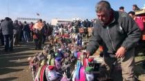 EDIZ SÜRÜCÜ - İncirliova'da Deve Güreşleri Festivali Yapıldı
