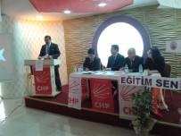 İRFAN BAKıR - Isparta CHP'de Bayrak Değişimi