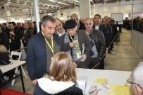 MUSTAFA PALA - İzmir Şoförler Ve Otomobilciler Esnaf Odası'nda Seçim Heyecanı