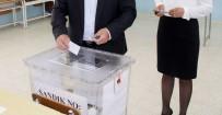 YÜKSEK SEÇIM KURULU - KKTC'de Oy Verme İşlemi Tamamlandı