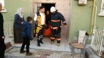 KAZIM KARABEKİR - Malatya'da Yangında 1 Kişi Dumandan Etkilendi