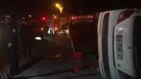 MEHMET ERDEMIR - Maltepe Otomobil Takla Attı Açıklaması 1 Yaralı