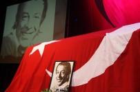 İLYAS SALMAN - Münir Özkul İçin Muhsin Ertuğrul Sahnesi'nde Tören Düzenlendi