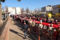 MEHMET YAPıCı - Ordu Sarıkamış Şehitleri İçin Yürüdü